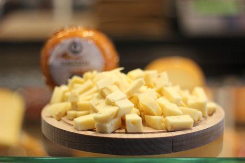 セミハードタイプチーズ