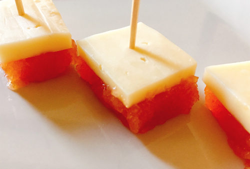 メンブリージョとチーズ
